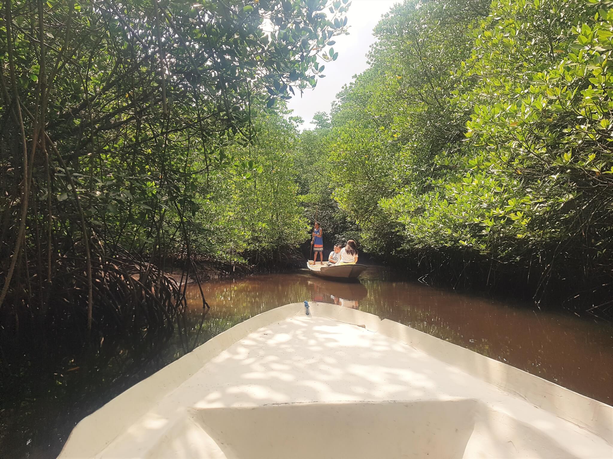 Las namorzynowyna Nusa Lembongan