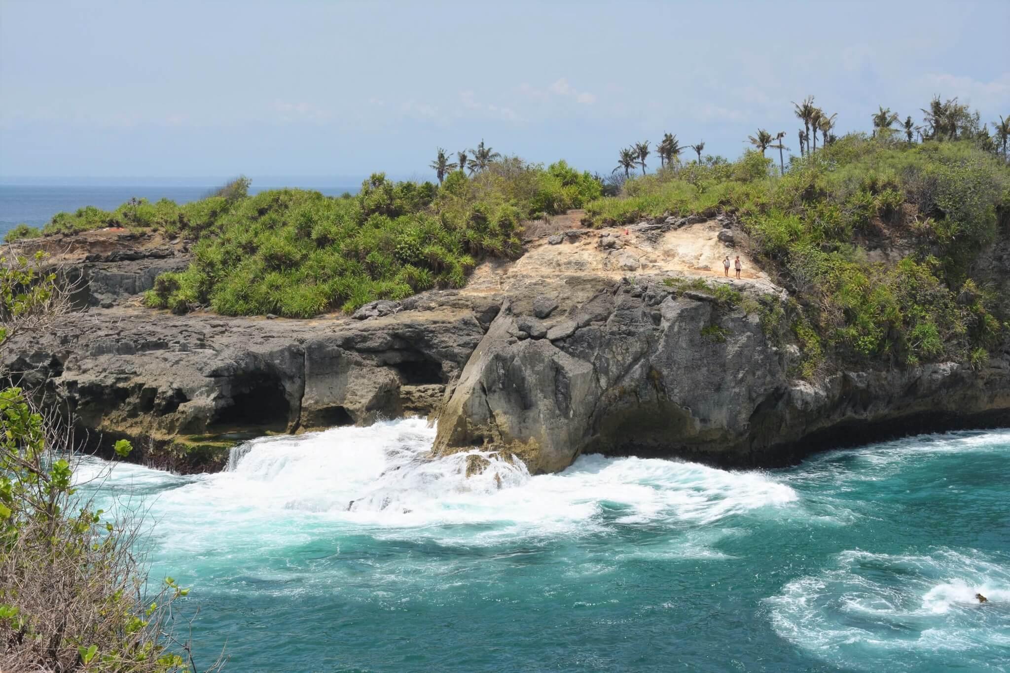 Nusa Ceningan Blue Lagoon