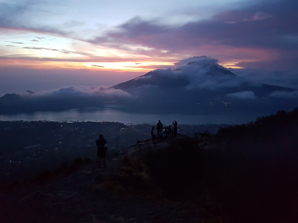 Treking na Wulkan Batur