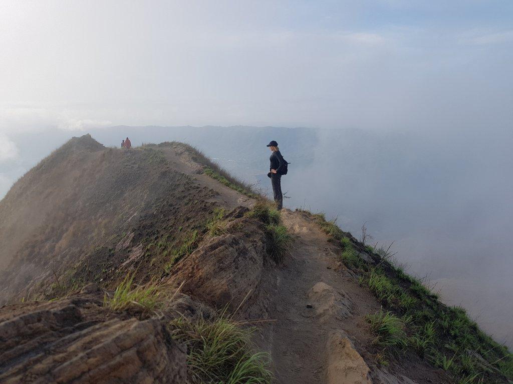 Wulkan Batur trekking