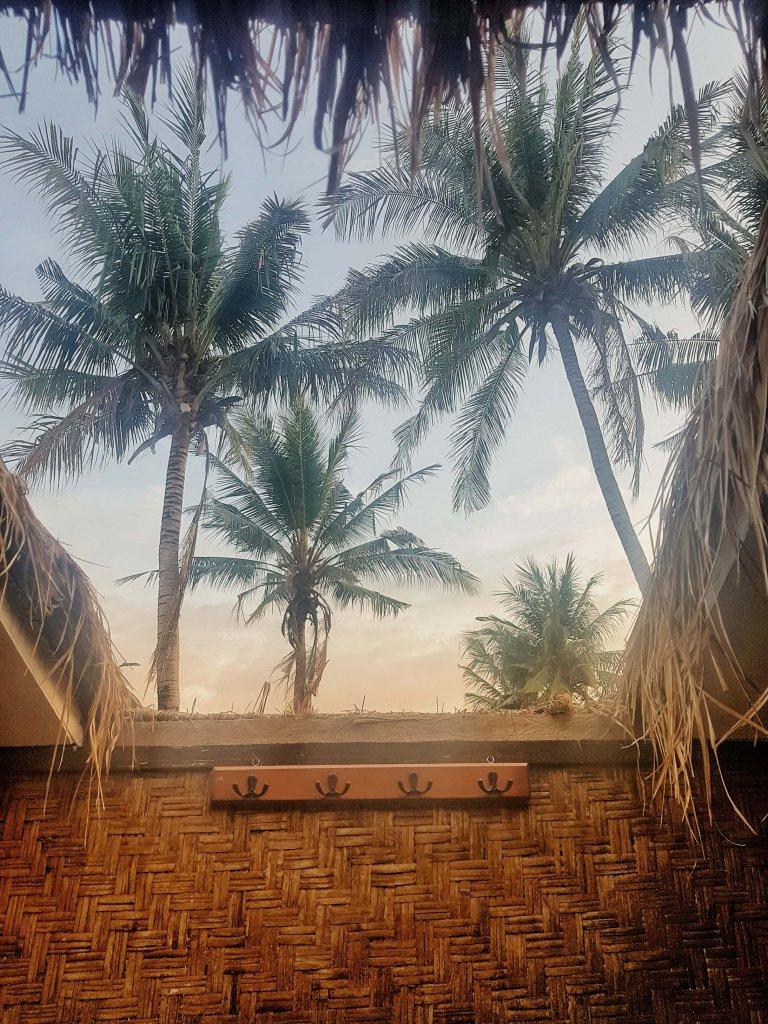 Gili Air najlepszy hotel z oknem w lazience