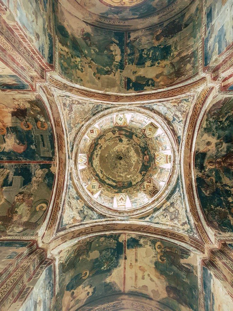 Klasztor Gelati. Kutaisi.