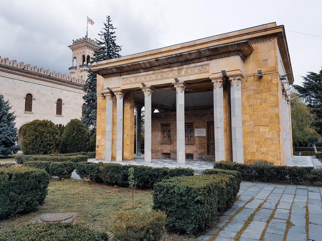 Dom Stalina w Gori.