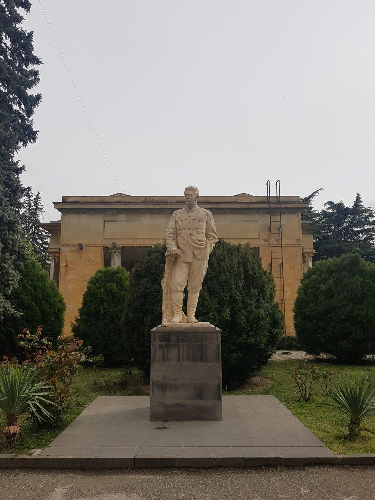 Muzeum Stalina w Grzuji.