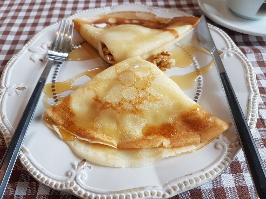 Restaracje w Kutaisi.