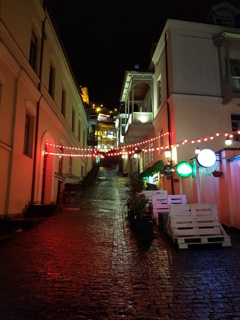 Tbilisi. Gruzja.