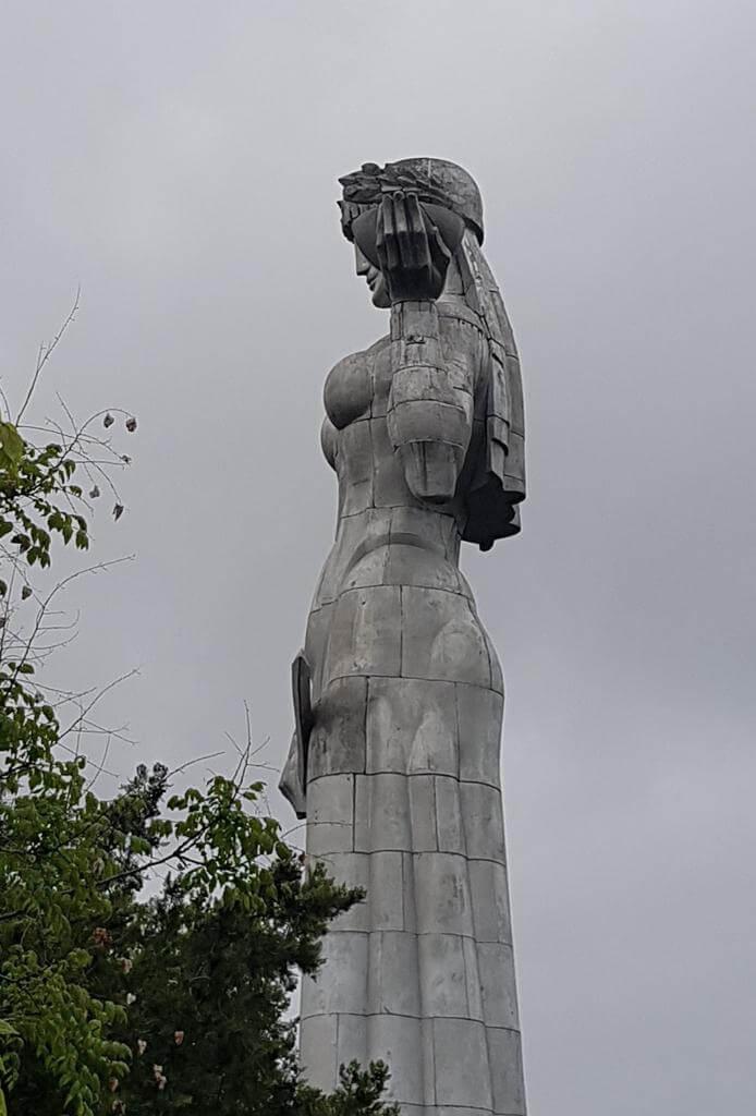 Matka Gruzja.