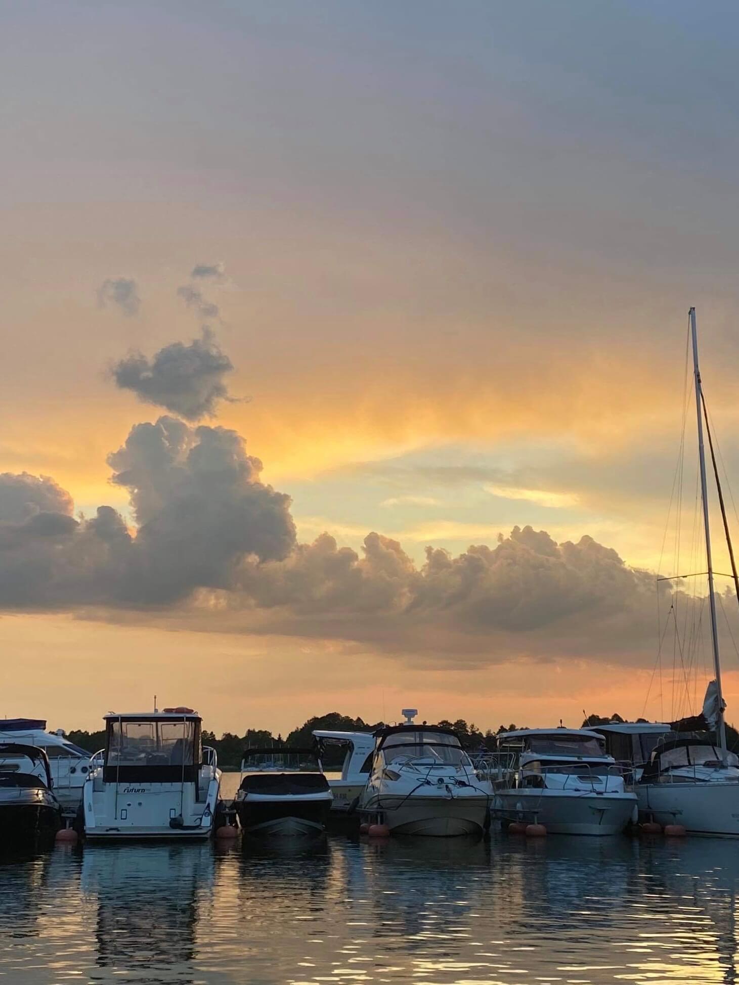 Porty na Szlak Wielkich Jezior Mazurskich