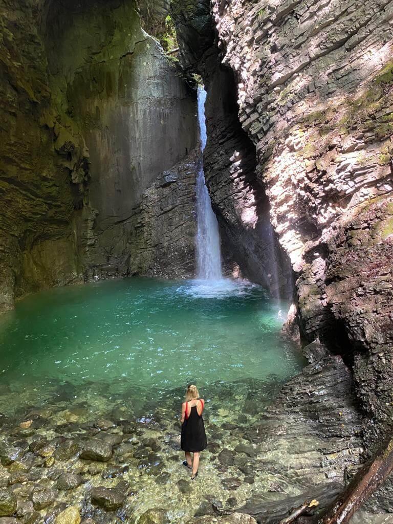 Wodospad Kozjak