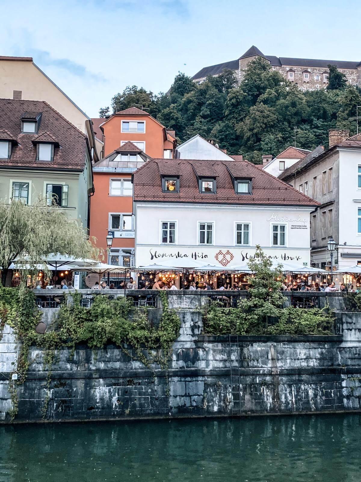 Slowenia Lublana